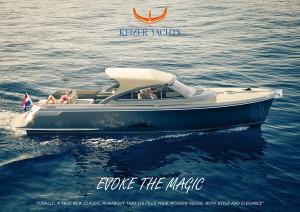 folder Keizer Yachts vootkant